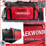 Taekwondo bags for the taekwondo shoes/sports bag/taekwondo training equipment