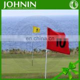 top sale high quality custom 420D Nylon golf flags