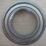 25*52*15 Mm 6006 6007 6008 6009 Deep Groove Ball Bearing Black-coated