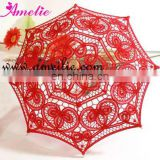 Red Small Umbrella for Table Decoration