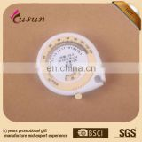 New plastic BMI tape measure lose weight fat calculator funny health tape measure with your logo