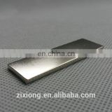 NdFeB Block with 3M Adhesive 50x16x1.6 mm about N42 Magnet Strong Neodymium Magnets Rare Earth Permanent Magnet