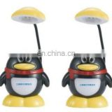 Penguin QQ Design Mini Desk Light
