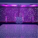 Rechargeable LED dance floor,sensitive dance floor,portable dance floor