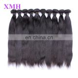 Natural Hair Extensions Free Sample Free Shipping, Unprocessed Virgin Brazilian Hair