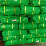 Bright grass green tarps Heavy duty 220gsm double-side water-proof covers high tear-resistance high tensile strength