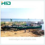 gold for mining dredge mini 20 inch prices of scrap used mud sand cutter suction dredger HID450 for sale