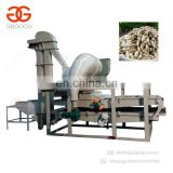 Continuous Sunflower Sesame Pumpkin Seed Shelling Hulling Separating Line Watermelon Seeds Sheller Machine