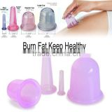 HOT SELLING SILICONE MASSAGE CUPS