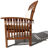 High Quality - outdoor sofa chair with cushion - wooden sofa chair - high quality vietnam products