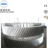 Kinds of large spur gear & bevel & straight & helical gear worm gear pinion gear and rack