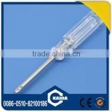 phillips cross head screwdrivers with plastic handle suitable for small cross head screws