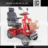 BRI-SO4 2 seat mobility scooter disabled scooter electric car 24v 75ah 800w electric handicapped scooter for elderly