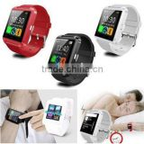 2016 factory product cheapest wholesale U8 smart watch Touch screen smart watch U8