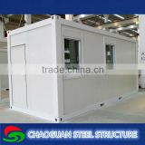 High quality low price customized design prefabricated modular manufactured housing for rent house