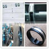 Steel strip used for rolling shutter garage door spring