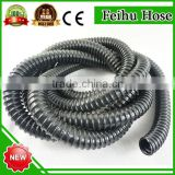 best selling plastic products clear plastic flexible hose/6 inch flexible drain hose