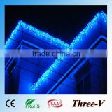 6*1M 256LEDs CE ROHS SAA approved LED holiday time Christmas lights decorative outfit lighting 220V/110V                                                                         Quality Choice