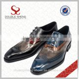 2016 New oxford shoes men custom made shoes