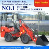 C1-Good hot sell electric front end ROPS tilt cabin design EURO III engine powerful ZL15F wheel loader