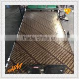 brown phenolic resin impregnated film paper