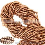 copper pyrite beads,natural stone 3-4mm rondelle faceted gemstone beads strands,wholesale beads gemstone