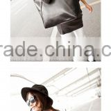 CATWALK01422 China wholesale hot selling elegance women bags fashion pu hand bags 2014 with red color