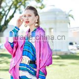 QD80407 New Arrival Fashionable Personalized Excellent Silk Scarf Made of the 100% Pure Silk