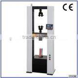 TLS-200 200KN Double Columns Digital Metal Plastic Spring Textile Rubber Testing Machine