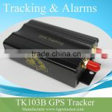 GPS Tracker for realtime tracking supports Voice Monitoring/ talking /fuel monitoring/temperature monitoring Free online tracki