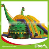 high quantity Commercial Inflatable Bouncy Castle,adult inflatable bouncer,inflatable bouncer with slide for sale