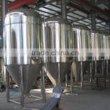 15BBL Double Jacketed Used Fermentor Vessel