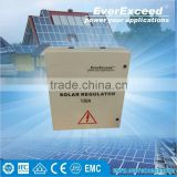 EverExceed 24V/48V 80A/120A/160A Intelligent with Accumulated Function of Charge and Discharge PWM solar controller