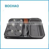5pcs baking pan baking mold sets ceramic coating bakeware