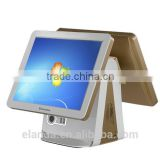 Android OS 15 inch LED touch screen monitor point of sale bundle for clothing and apparel stores