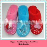 2012 Girls Fashion Winter Slippers
