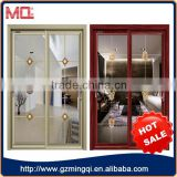 aluminium frame sliding door double glass door and window                                                                                                         Supplier's Choice