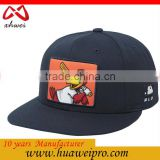 Customize headwear cool 6 panel hats acrylic embroidery snapback cap and sport baseballl cap