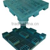 Gigan Stackable Industrial Plastic Pallet 1212-N for racking and warehouse