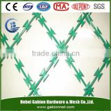 BTO -22 Razor Barbed Wire (ISO, SGS, CE certificated factory)