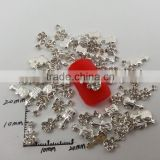 2015 rhinestone guitar nail art design decoration nail art supplies nail accessories wholesale