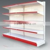 Metal supermarket shelf;supermarket vegetable and fruit display shelf,supermarket display shelf,rack