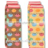 new arrivals cartoon baby leg warmers, long knee pads,ankle socks