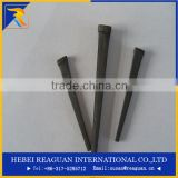 "The best selling wholesale price tempered hardened steel cut 1-1/4"" 3D cut masonry nail"
