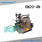 TOPEAGLE GN20-4N high quality stable sewing machine fishing net