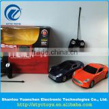 New product 1:16 scale 4 channel simulation mini electric remote control rc car toys with LED light for kids game