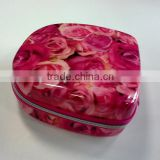 Custom abs plastic cosmetic case