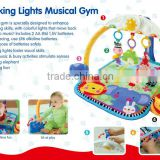Baby Light And Music Gym Cheap Baby Play Mat