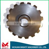 Aluminum Bicycle Chain Sprockets Wheels