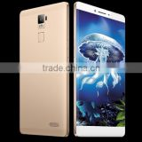 405-Cheap 6.0inch Fingerprint Smartphone Dual Sim Mobile Phone FDD/TD Dual LTE Eight-core Processor Luxury Style